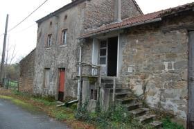 Image No.3-Maison de 4 chambres à vendre à Saint-Amand-Magnazeix