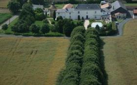 Image No.2-Châteaux de 19 chambres à vendre à Marigny-Brizay