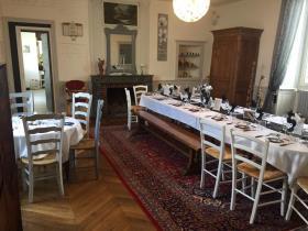 Image No.10-Châteaux de 19 chambres à vendre à Marigny-Brizay