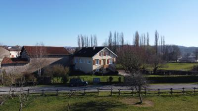 1 - Châteauponsac, House