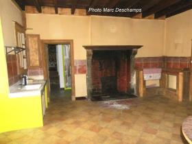 Image No.3-Maison de 4 chambres à vendre à Chénérailles