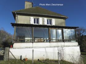 Image No.1-Maison de 7 chambres à vendre à Sardent