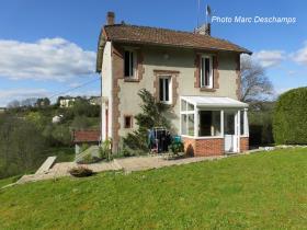 Image No.0-Maison de 3 chambres à vendre à Bourganeuf