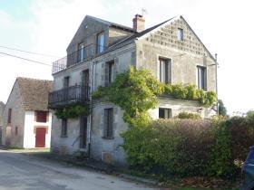 Image No.2-Maison de 4 chambres à vendre à Saint-Léger-Magnazeix