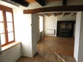Image No.2-Ferme de 3 chambres à vendre à Masbaraud-Mérignat