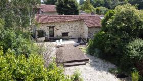 Image No.1-Maison de 2 chambres à vendre à Berneuil