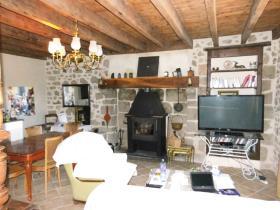 Image No.3-Maison de campagne de 4 chambres à vendre à Chénérailles