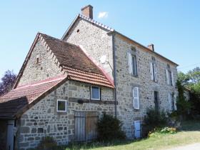 Image No.1-Maison de campagne de 4 chambres à vendre à Chénérailles