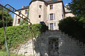 Image No.3-Châteaux de 7 chambres à vendre à Aubusson