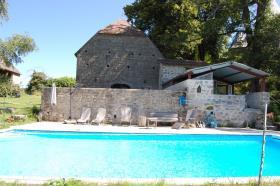 Image No.6-Châteaux de 7 chambres à vendre à Aubusson