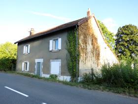 Image No.1-Maison de 2 chambres à vendre à Champnétery