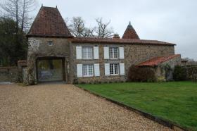 Image No.6-Châteaux de 7 chambres à vendre à Oradour-Saint-Genest