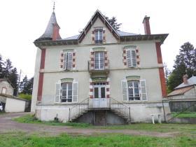 Image No.1-Maison de campagne de 4 chambres à vendre à Vallière