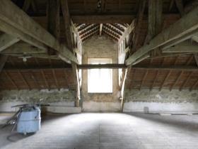 Image No.12-Maison de campagne de 4 chambres à vendre à Vallière