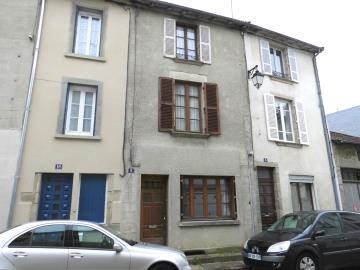 1 - Bourganeuf, Maison de ville