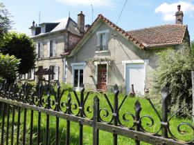 Image No.0-Maison de campagne de 5 chambres à vendre à La Chapelle-Saint-Martial