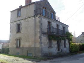 Image No.1-Maison de 4 chambres à vendre à Saint-Léger-Magnazeix