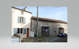 Image No.0-Maison de 2 chambres à vendre à Saint-Sornin-Leulac