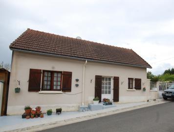 1 - Crozant, Maison