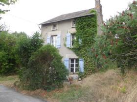 Image No.1-Maison de 3 chambres à vendre à Bersac-sur-Rivalier