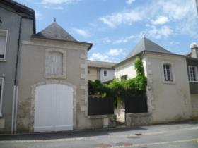 Charente, Townhouse