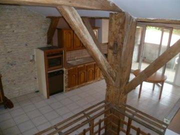 1 - Saint-Claud, Village House