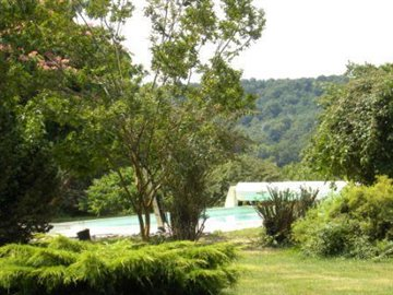 Jardin--Piscine