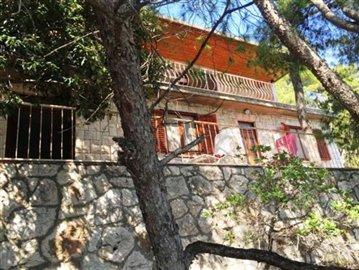 korcula island sea front house villa sale kuca vila prodaja 5