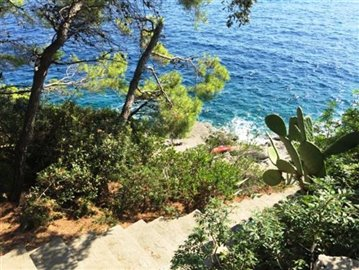 korcula island sea front house villa sale kuca vila prodaja 6