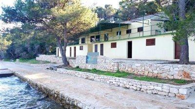 croatia dalmatia unique property sea front villa house hotel sale 1