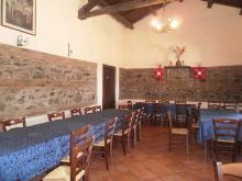 Lago, Restaurant