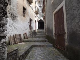 Image No.7-Maison de ville de 1 chambre à vendre à Scalea