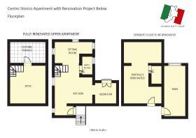 Image No.27-Maison de ville de 4 chambres à vendre à Scalea