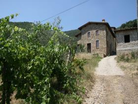 Image No.1-Maison de village de 3 chambres à vendre à Cavriglia