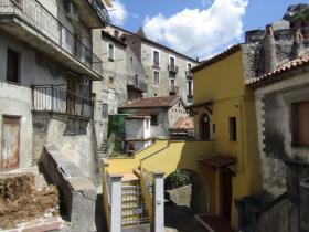 Image No.1-Maison de ville de 1 chambre à vendre à Orsomarso