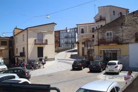 Corigliano Calabro, Townhouse