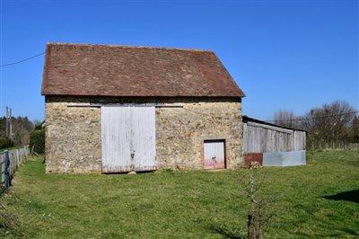 1 - Jumilhac-le-Grand, Barn