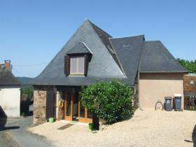 Image No.1-Maison de 4 chambres à vendre à Juillac