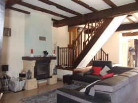 Image No.6-Maison de 4 chambres à vendre à Juillac