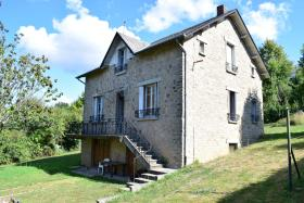 Uzerche, House