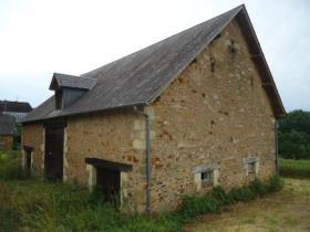 Image No.1-Grange à vendre à Arnac-Pompadour