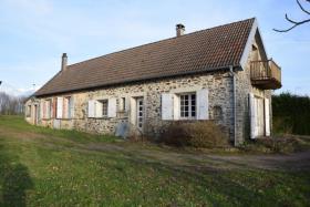 Image No.0-Maison de campagne de 2 chambres à vendre à Arnac-Pompadour