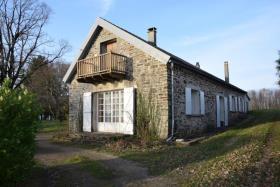 Image No.1-Maison de campagne de 2 chambres à vendre à Arnac-Pompadour