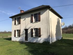 Image No.1-Propriété de pays de 4 chambres à vendre à Masseret