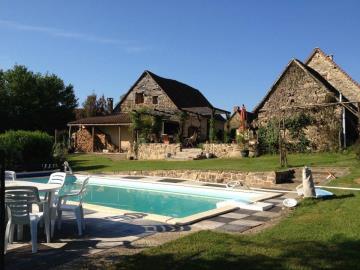 1 - Ladignac-le-Long, Country Property