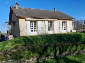 Image No.1-Maison de 2 chambres à vendre à Payzac
