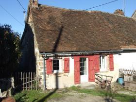 Image No.8-Maison de campagne de 1 chambre à vendre à Meuzac