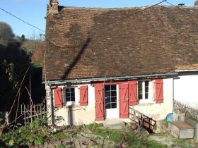 Image No.9-Maison de campagne de 1 chambre à vendre à Meuzac