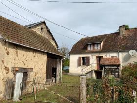 Image No.0-Maison de 2 chambres à vendre à Sarrazac
