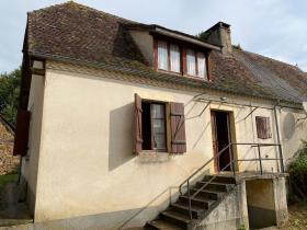 Image No.3-Maison de 2 chambres à vendre à Sarrazac